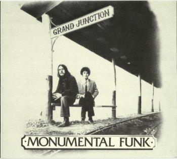 Mark Farner & Don Brewer - Monumental Funk (1974) (DigiPak, 2017)