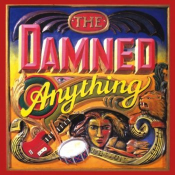 The Damned - Anything [2CD Remastered Expanded Edition] (1986/2009)