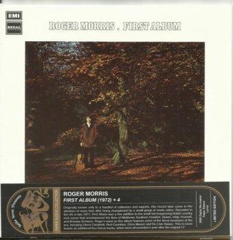 Roger Morris - First Album (1972) [Korean remaster] (2009)