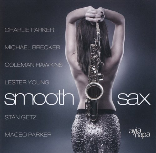 VA - Smooth Sax/ Sax In The City (2CD 2018)
