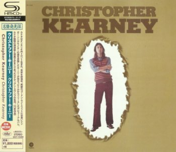 Christopher Kearney - Christopher Kearney (1972) (Japan SHM, 2016)