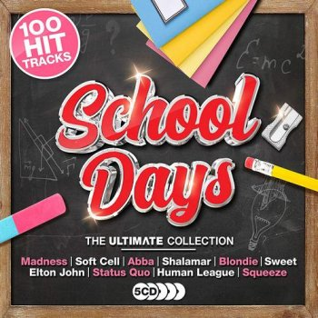 VA - The Ultimate Collection: School Days [5CD Box Set] (2018)