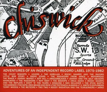 VA - The Chiswick Story: Adventures Of An Independent Record Label 1975-1982 [2CD Set] (1992/2013)