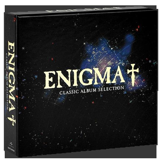 ENIGMA «Classic Album Selection» (DE 5 x CD 2013 EMI Virgin Music • 0600753459843)