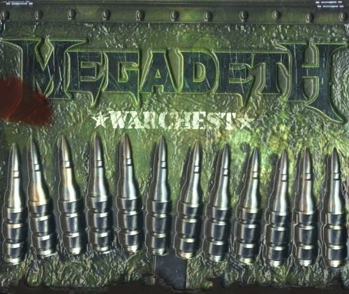 Megadeth - Warchest (2007) [4CD Box Set]