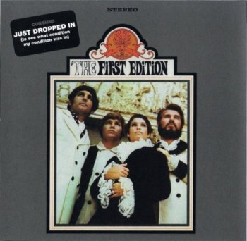 Kenny Rogers & The First Edition - The First Edition 1& 2 (1967/68) Remastered (2014)