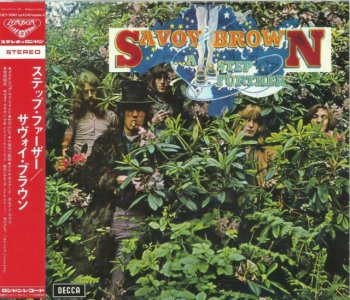 Savoy Brown - A Step Further (1969) (Japan Remastered, SHM 2017)