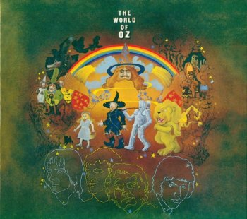The World Of Oz - The World Of Oz (1969) [Limited Edition] (2006)