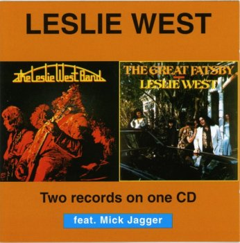 Leslie West - The Leslie West Band / The Great Fatsby (1975) (1993)