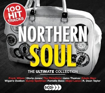 VA - Northern Soul Ultimate Collection [5CD Box Set] (2018)