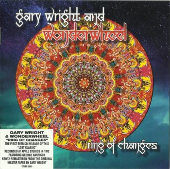 Gary Wright And Wonderwheel - Ring Of Changes (1972) (Remastered, 2016)