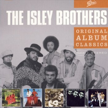 The Isley Brothers - Original Album Classics [5CD Box Set] (2008)