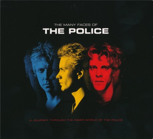 VA - The Many Faces Of The Police - A Journey Through The Inner World Of The Police (3CD 2017)