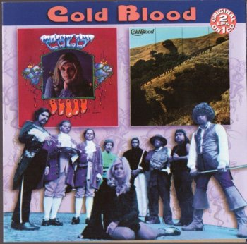 Cold Blood - Cold Blood/Sisyphus (1969-70) (2001)