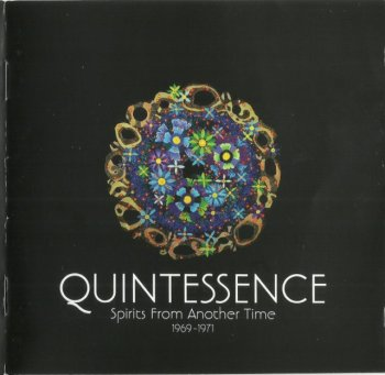 Quintessence - Spirits From Another Time (1969-71) [Remastered, 2016] 2CD