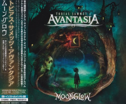 Avantasia - Moonglow (2CD) [Japanese Edition] (2019)