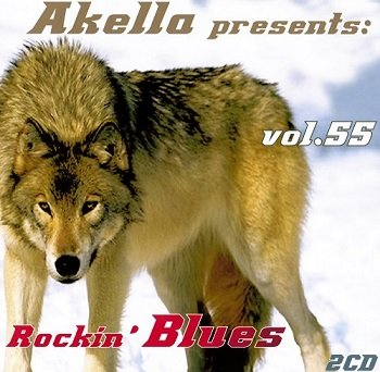 VA - Akella Presents: Rockin' Bluess - Vol.55 (2013)