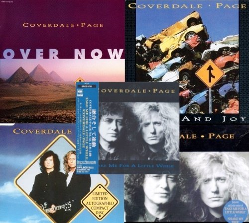 Coverdale Page - Singles Collection (1993) [5CDS]