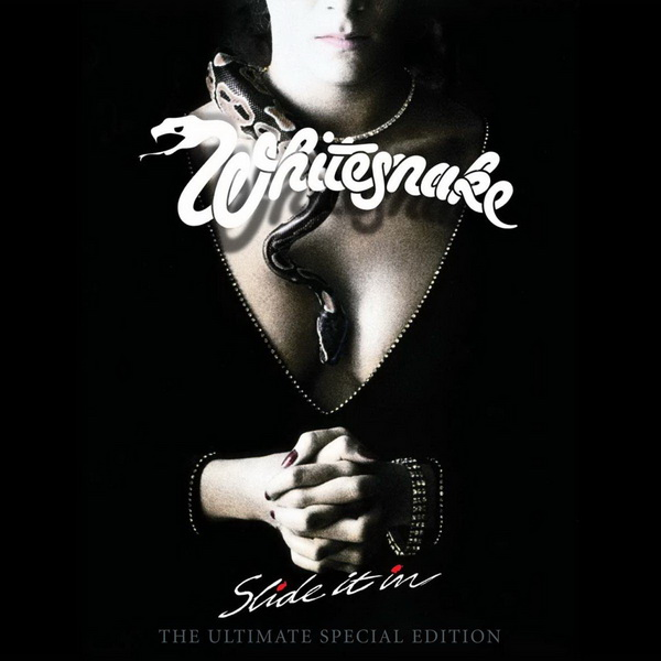 Whitesnake: 1984 Slide It In - 6CD + DVD Box Set Rhino Records