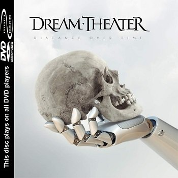 Dream Theater - Distance Over Time (Linited Edition) [DVD-Audio] (2019)