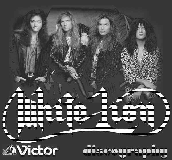 WHITE LION «Discography» (8 x CD • First Press • 1985-2007)