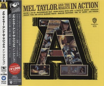 Mel Taylor And The Magics - In Action [1966] (Japan remaster) (2013)