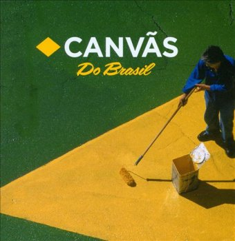 VA - Canvas Do Brasil [4CD Box Set] (2013)