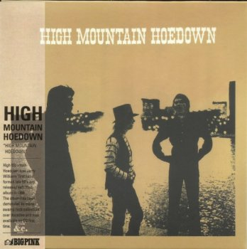 High Mountain Hoedown - High Mountain Hoedown (1969) ( Korean Remastered, 2010)