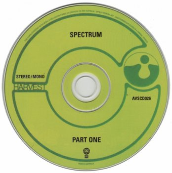 Spectrum - Part One (1971) (Remastered, Expanded, 2007)