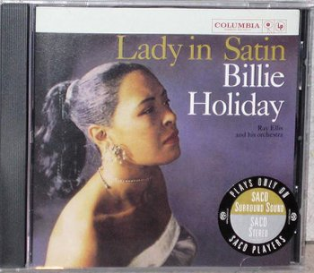 Billie Holiday - Lady In Satin (1958) [2002 SACD]