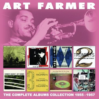 Art Farmer - The Complete Albums Collection 1955-1957 (4CD, 2016)