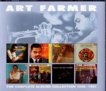 Art Farmer - The Complete Albums Collection 1958-1961 (4CD, 2016)