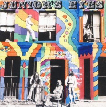 Junior's Eyes - Battersea Power Station (1967-69) Reissue (2000)