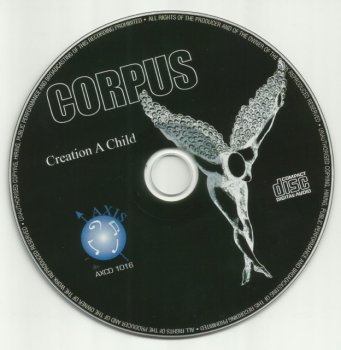 Corpus - Creation A Child (1971) [Remastered, 2011]
