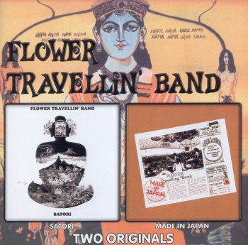 Flower Travellin' Band - Satori / Made in Japan (1971-72) (2005)