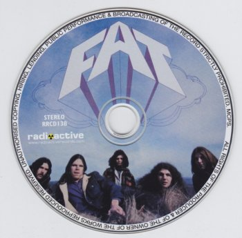 Fat - Fat (1970) (Reissue, 2007)