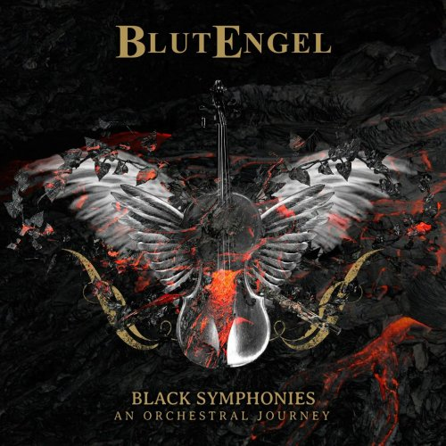 BlutEngel - Black Symphonies: An Orchestral Journey [2CD] (2014)