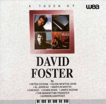 David Foster - A Touch of David Foster (1992)