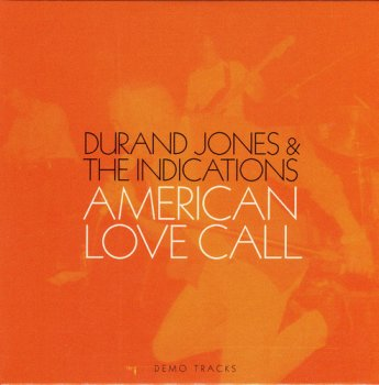 Durand Jones & The Indications - American Love Call [2CD Rough Trade Exclusive] (2019)