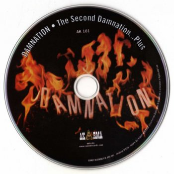 Damnation Of Adam Blessing - The Second Damnation...Plus (1970) (Remastered, 2000)