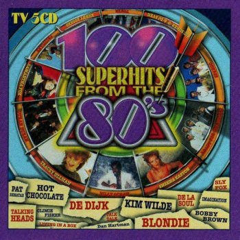 VA - 100 Superhits from the 80's [5CD Box Set] (1998)