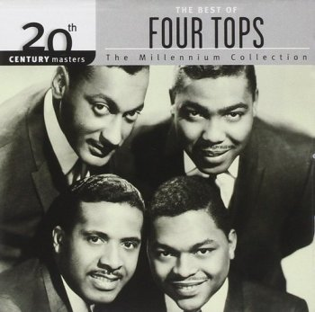 Four Tops - 20th Century Masters: The Millennium Collection: The Best of the Four Tops (1999)
