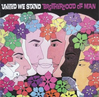 Brotherhood Of Man - United We Stand (1969-71) (Remastered, 2008)