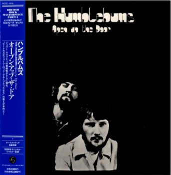 The Humblebums - Open Up The Door [1970] [Japan Remastered, 2006]