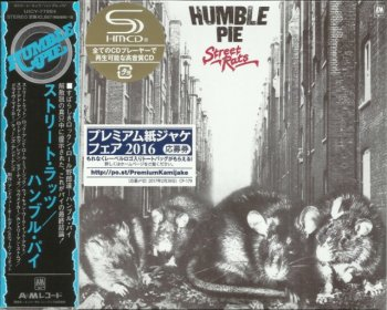 Humble Pie - Street Rats (1975) [Japan Remastered, Expanded, SHM-CD 2016]