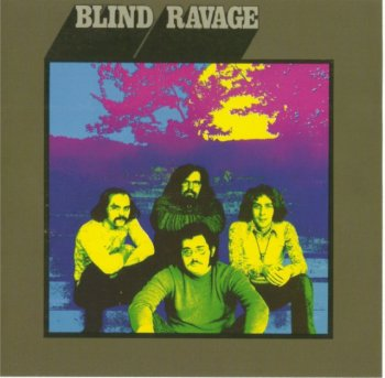 Blind Ravage - Blind Ravage  (1971) (Reissue, 2007)