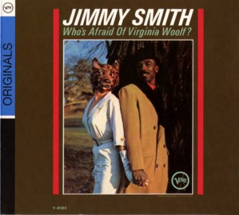 Jimmy Smith - Who's Afraid Of Virginia Woolf? (1964) (Reissue, 2007)