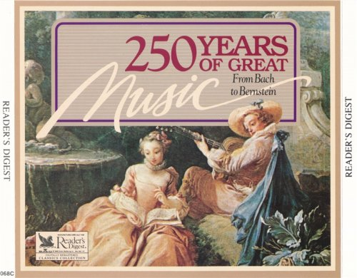 VA -250 Years Of Great Music From Bach To Bernstein (1992)