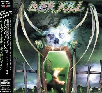 Overkill - Necroshine (Japan Edition) (1999)