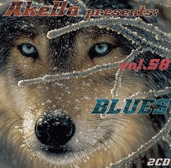 VA - Akella Presents: Various Styles Of Blues - Vol.58 (2013)